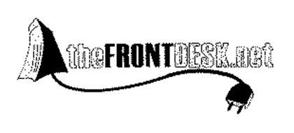 THEFRONTDESK.NET
