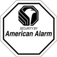 SECURITY BY AMERICAN ALARM