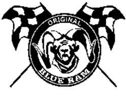 ORIGINAL BLUE RAM