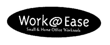 WORK@EASE SMALL & HOME OFFICE WORKTOOLS