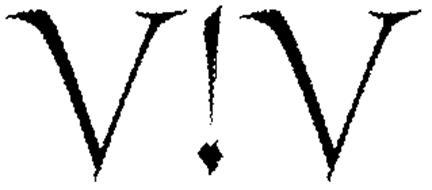 V ! V