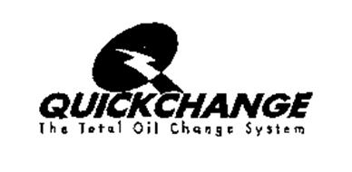 QUICKCHANGE THE TOTAL OIL CHANGE SYSTEM