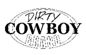 DIRTY COWBOY BRAND