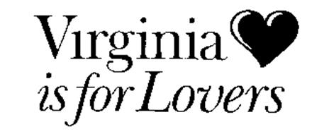 VIRGINIA IS FOR LOVERS