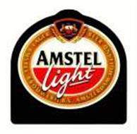 AMSTEL LIGHT AMSTEL BROUWERIJ B.V. AMSTERDAM HOLLAND LAGER BEER A AMSTEL