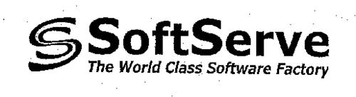 SS SOFTSERVE THE WORLD CLASS SOFTWARE FACTORY