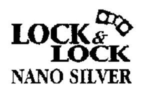 LOCK & LOCK NANO SILVER
