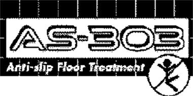 AS-303 ANTI-SLIP FLOOR TREATMENT
