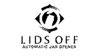 LIDS OFF AUTOMATIC JAR OPENER