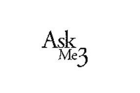 ASK ME 3