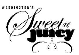 WASHINGTON'S SWEETN' JUICY
