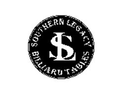 SL SOUTHERN LEGACY BILLIARDS TABLES Trademark Of FOSTER FRED W - Legacy billiards table