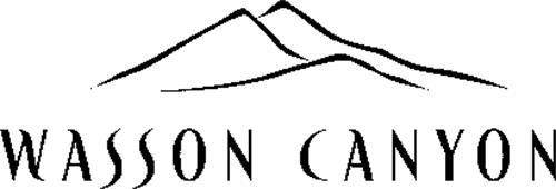 WASSON CANYON