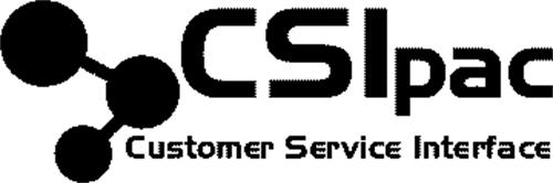CSIPAC CUSTOMER SERVICE INTERFACE