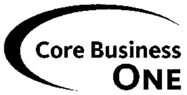 CORE BUSINESS ONE