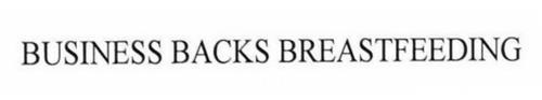 BUSINESS BACKS BREASTFEEDING