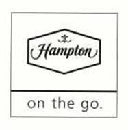 HAMPTON ON THE GO.