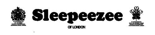 SLEEPEEZEE OF LONDON