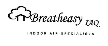 BREATHEASY IAQ INDOOR AIR SPECIALISTS
