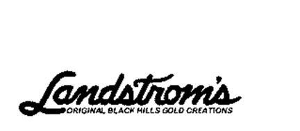 LANDSTROM'S ORIGINAL BLACK HILLS GOLD CREATIONS