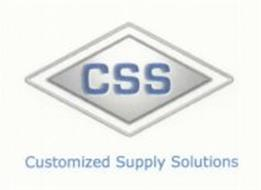 CSS CUSTOMIZED SUPPLY SOLUTIONS