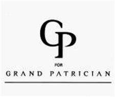 GP FOR GRAND PATRICIAN