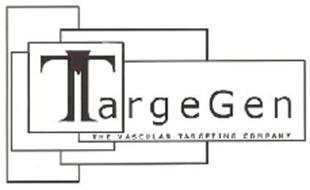 TARGEGEN THE VASCULAR TARGETING COMPANY