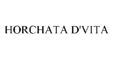 HORCHATA D'VITA