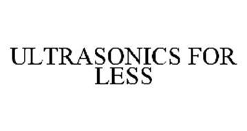 ULTRASONICS FOR LESS
