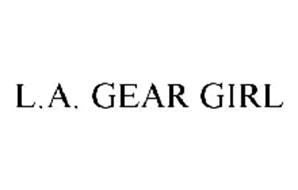L.A. GEAR GIRL
