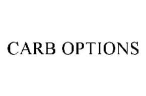 CARB OPTIONS