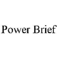 POWER BRIEF