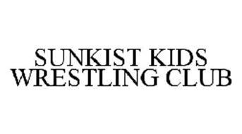 SUNKIST KIDS WRESTLING CLUB