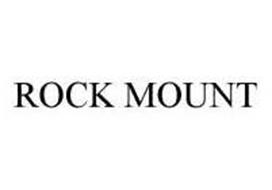 ROCK MOUNT