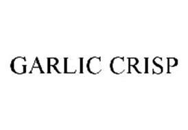 GARLIC CRISP