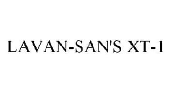 LAVAN-SAN'S XT-1