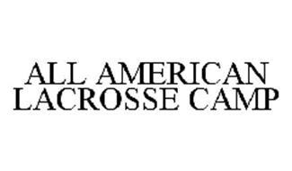 ALL AMERICAN LACROSSE CAMP