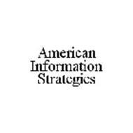 AMERICAN INFORMATION STRATEGIES
