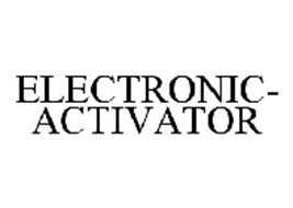 ELECTRONIC-ACTIVATOR