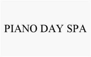 PIANO DAY SPA