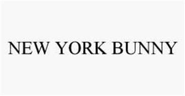 NEW YORK BUNNY
