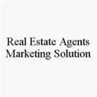 REAL ESTATE AGENTS MARKETING SOLUTION