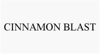 CINNAMON BLAST