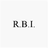 R.B.I.