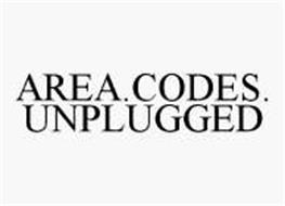 AREA.CODES.UNPLUGGED