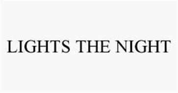 LIGHTS THE NIGHT