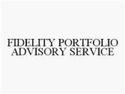 FIDELITY PORTFOLIO ADVISORY SERVICE