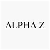 ALPHA Z
