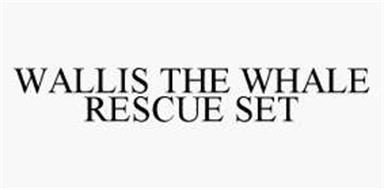 WALLIS THE WHALE RESCUE SET