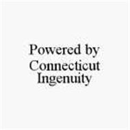 POWERED BY CONNECTICUT INGENUITY